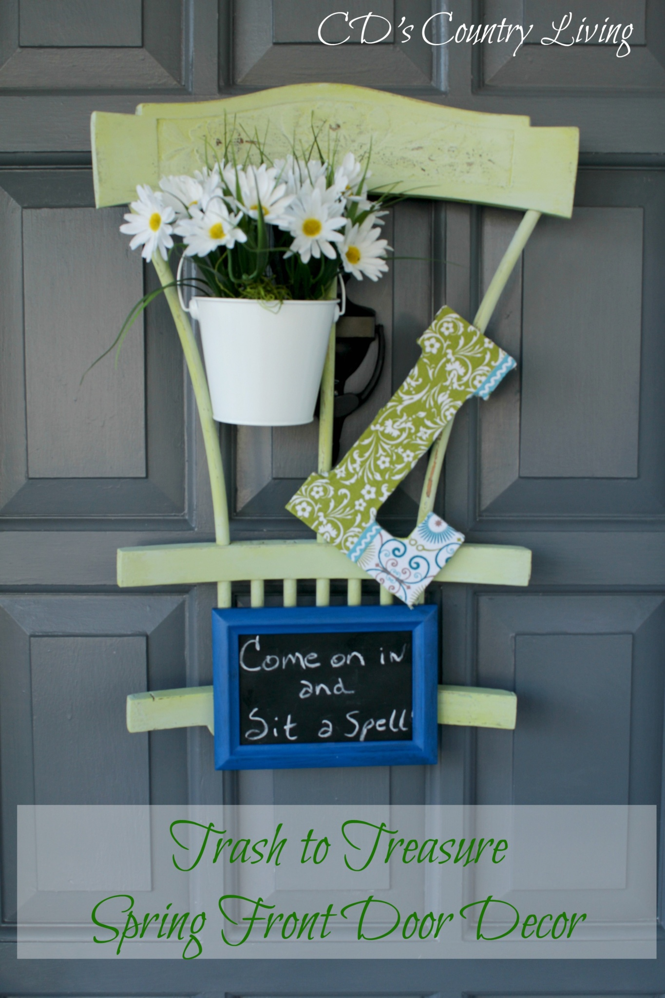 Front Door Decorations For Spring