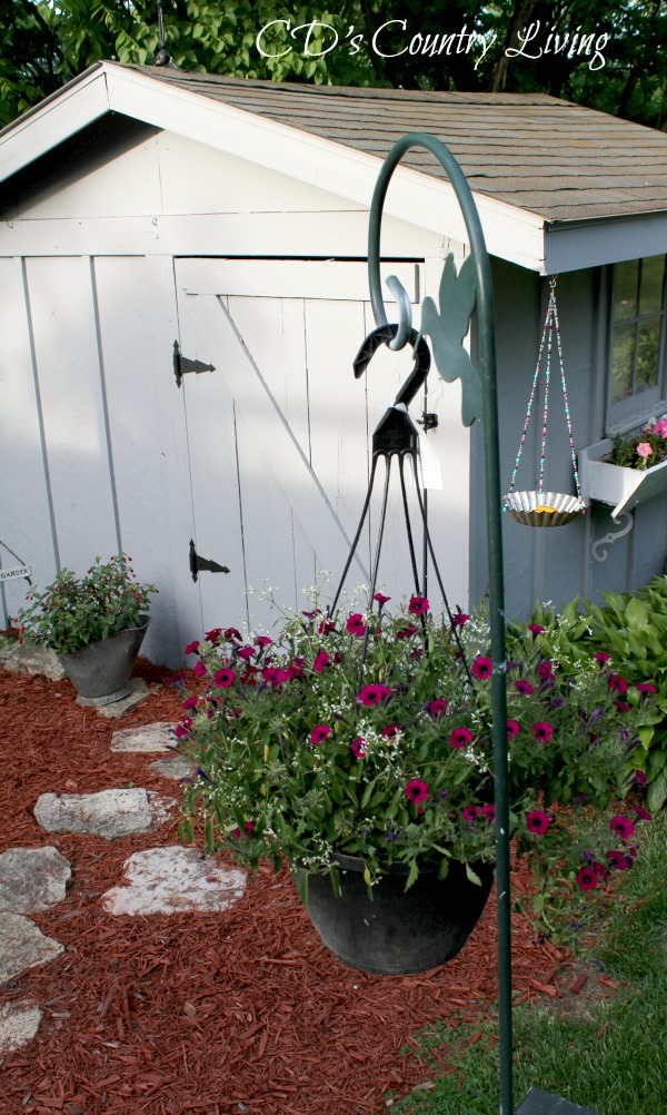 DIY Birdfeeder-Beads