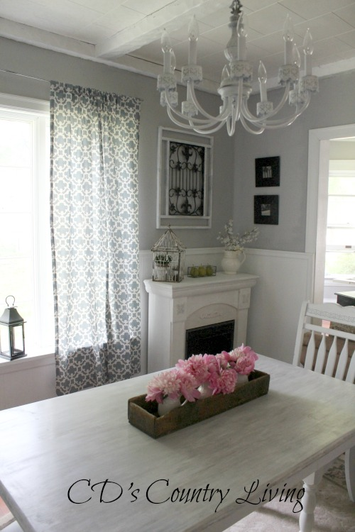 Dining Room Chandy