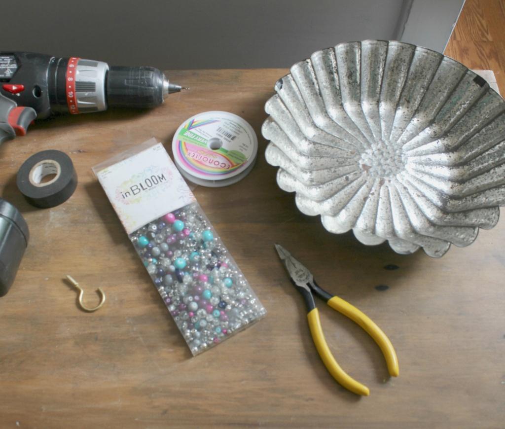 Materials for Birdfeeder