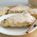 Oatmeal Raisin Scones-CD's Country Living
