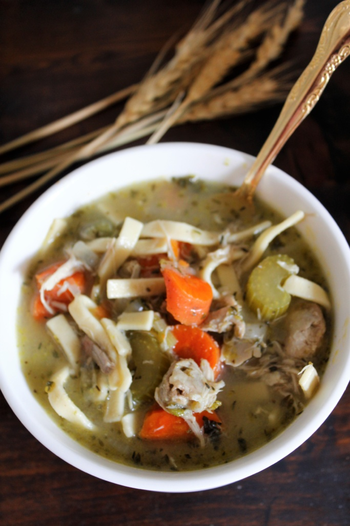 Chicken Noodle Soup-CD's Country Living