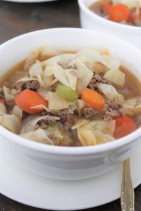 Cabbage and Beef Soup-CD's Country Living