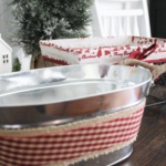 DIY Christmas Morning Gift Baskets