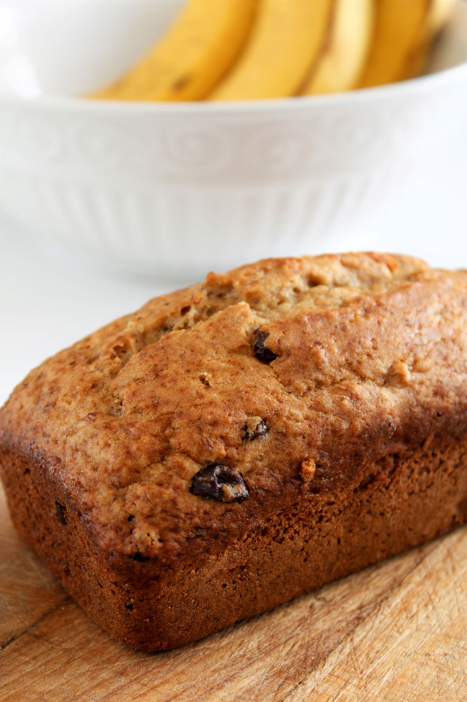 Mini Banana-Raisin Bread-CD's Country Living